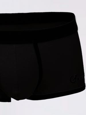 Geronimo Boxers, Item number: 1860b1 Black Boxer Trunk, Color: Black, photo 2