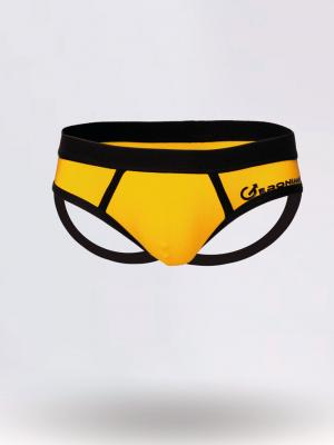 Geronimo Jockstraps, Item number: 1860s9 Yellow Jockstraps, Color: Yellow, photo 1