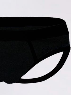 Geronimo Jockstraps, Item number: 1860s9 Black Jockstrap, Color: Black, photo 2