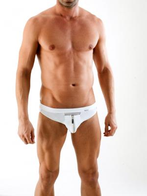 Geronimo Briefs, Item number: 1351SV White, Color: White, photo 2