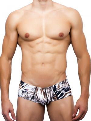Joe Snyder Boxers, Item number: JS 13 Leopard Cheek Boxer, Color: Multi, photo 2