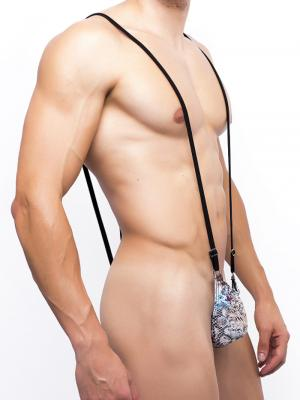 Joe Snyder Body, Item number: JS 27 Leopard Mini Cheek Body, Color: Multi, photo 2