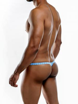 Joe Snyder Thongs, Item number: JSBul 02 Blue Bulge Thong, Color: Blue, photo 5