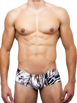 Joe Snyder Boxers, Item number: JSBul 03 Leopard Bulge Boxer, Color: Multi, photo 2