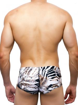 Joe Snyder Boxers, Item number: JSBul 03 Leopard Bulge Boxer, Color: Multi, photo 4