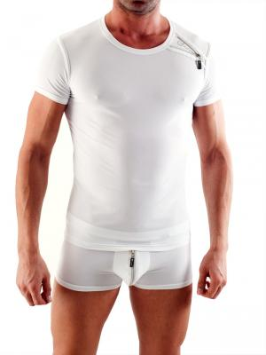 Geronimo T shirt, Item number: 1351t3 White Mens T-shirt, Color: White, photo 1