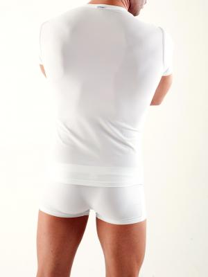 Geronimo T shirt, Item number: 1351t3 White Mens T-shirt, Color: White, photo 4