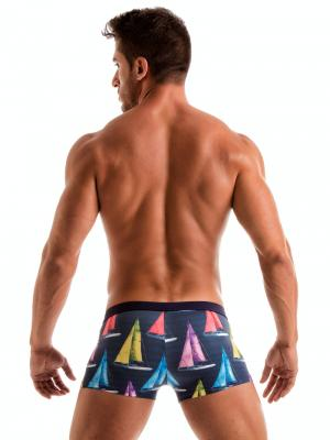 Geronimo Boxers, Item number: 1901b1 Yacht Swim Trunk, Color: Multi, photo 7
