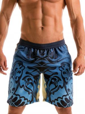 Geronimo Board Shorts, Item number: 1904p1 Vibrant Boardshorts, Color: Multi, photo 1