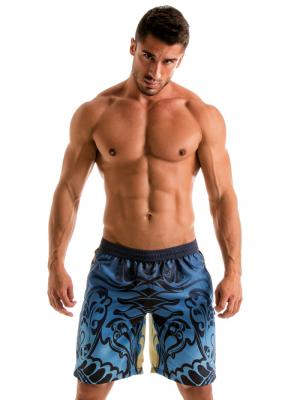 Geronimo Board Shorts, Item number: 1904p1 Vibrant Boardshorts, Color: Multi, photo 2
