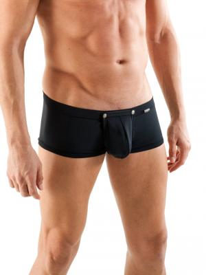 Geronimo Boxers, Item number: 1353b2 Black Fetish Boxer, Color: Black, photo 3