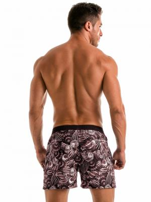 Geronimo Swim Shorts, Item number: 1903p1 Dark Shell Swim Short, Color: Black, photo 5