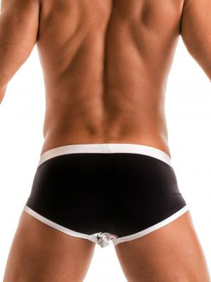 Geronimo Briefs, Item number: 1908s4 White Pineapple Brief, Color: White, photo 5