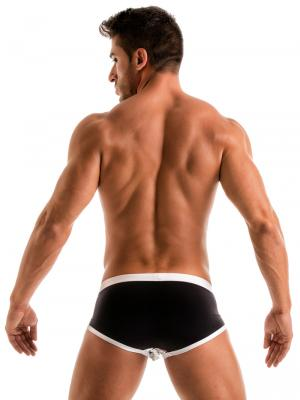 Geronimo Briefs, Item number: 1908s4 White Pineapple Brief, Color: White, photo 6
