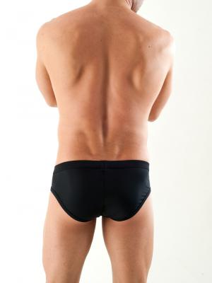Geronimo Briefs, Item number: 1353s2 Black Fetish Brief, Color: Black, photo 6