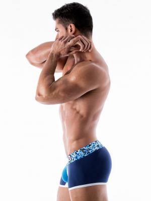 Geronimo Boxers, Item number: 1953b1 Blue Boxer Brief, Color: Blue, photo 4
