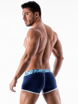 Geronimo Boxers, Item number: 1953b1 Blue Boxer Brief, Color: Blue, photo 6