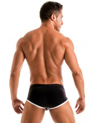 Geronimo Briefs, Item number: 1910s4 Blue Swimming Brief, Color: Blue, photo 6