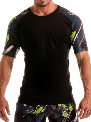 Geronimo T shirts, Item number: 1910t55 Green T-shirt for Men, Color: Green, photo 1
