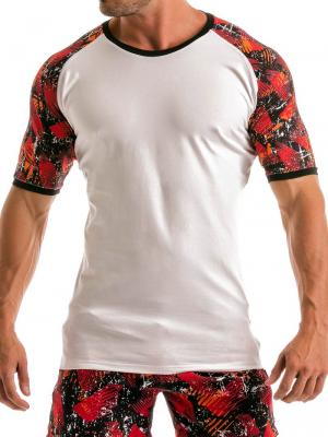 Geronimo T shirts, Item number: 1914t55 White T-shirt for Men, Color: White, photo 1