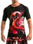 Geronimo, 1914t5 Black Flamingo T-shirt