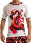 Geronimo, 1914t5 White Flamingo T-shirt