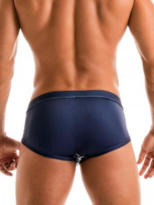 Geronimo Briefs, Item number: 1902s4 White Whale Swim Brief, Color: White, photo 5