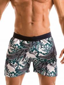 Swim Shorts, Geronimo, Item number: 1902p1 White Whale Swim Short