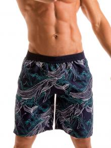 Board Shorts, Geronimo, Item number: 1902p4 Blue Whale Surf Short