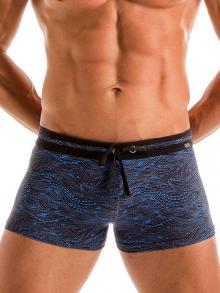 Boxers, Geronimo, Item number: 1917b1 Blue Wave Swim Trunk