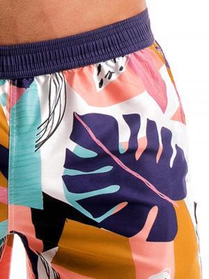 Geronimo Board Shorts, Item number: 1905p4 Purple Surf Board short, Color: Purple, photo 3