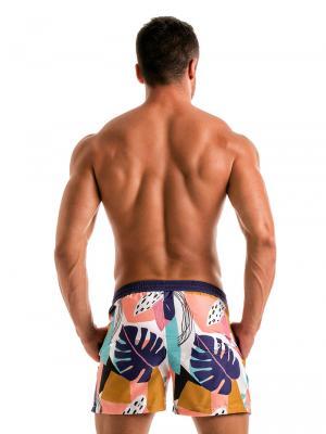 Geronimo Swim Shorts, Item number: 1905p1 Tropical Swim shorts, Color: Multi, photo 6