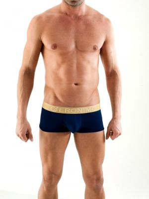 Geronimo Boxers, Item number: 1356b1 Blue Mens Boxer, Color: Blue, photo 2