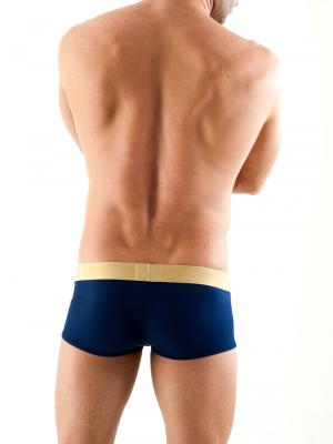 Geronimo Boxers, Item number: 1356b1 Blue Mens Boxer, Color: Blue, photo 5